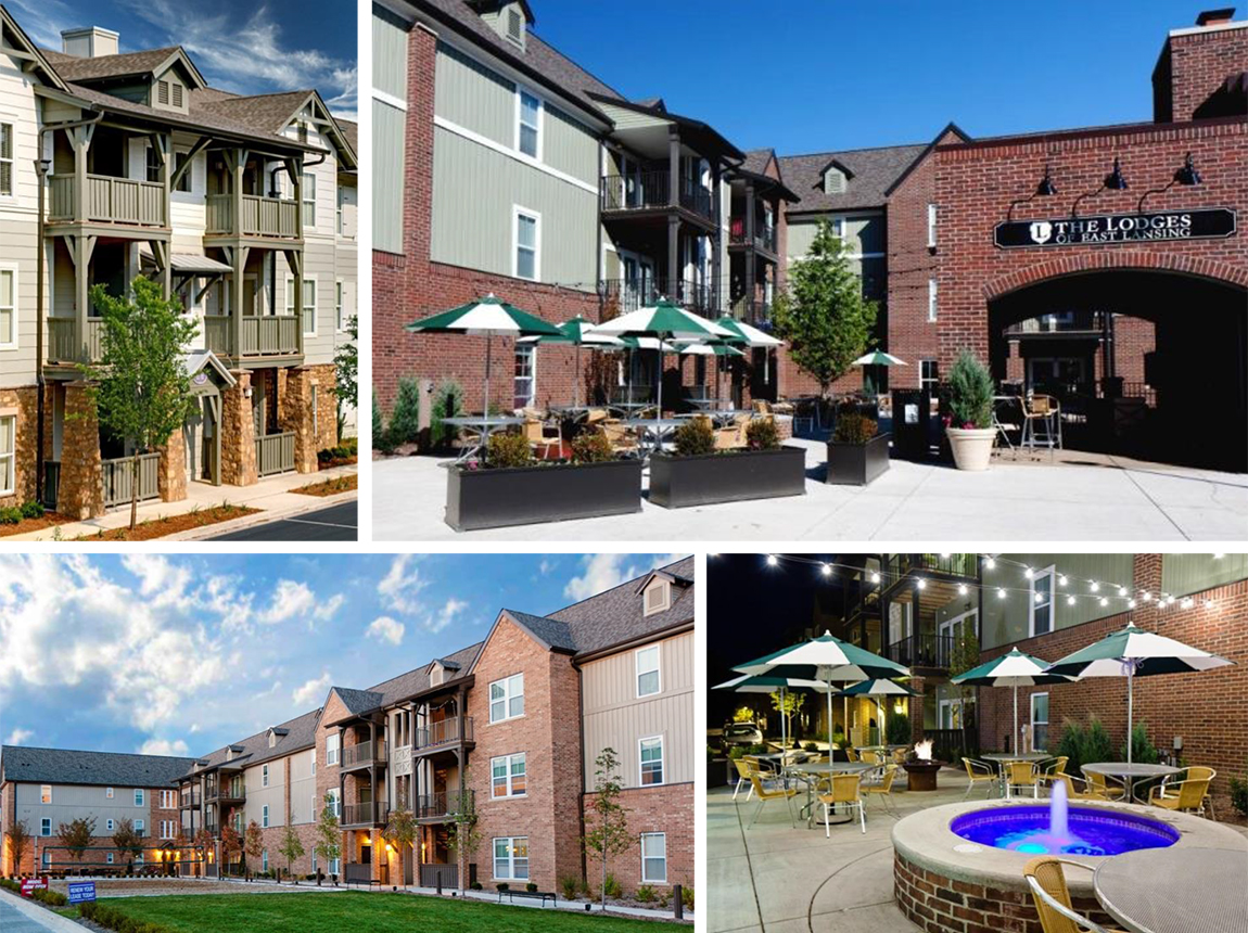 Charming Capstone Collegiate Communities
