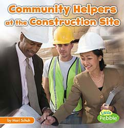 Image result for community helpers at the construction site