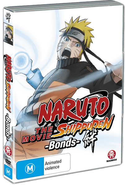 Naruto Shippuden The Movie 2 Bonds Review Capsule Computers