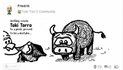 Toki Tori 2 Enters Nintendo Certification