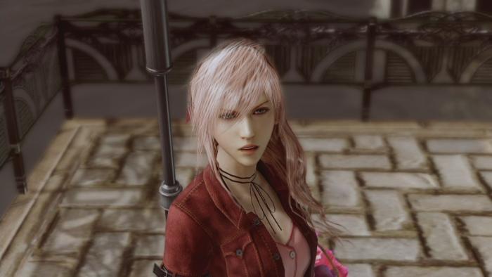 Lightning Returns Final Fantasy Xiii Costume Dlc Screen