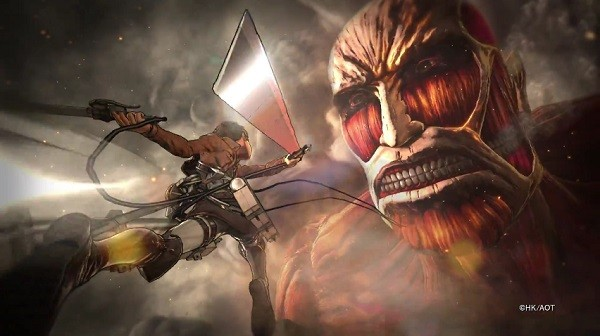 Wallpaper abyss anime attack on titan 4k ultra hd page 2. Koei Tecmo Officially Announces Attack on Titan Game for ...