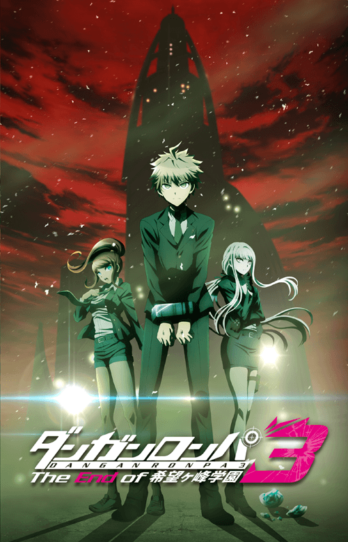 Young Girls Horror Wallpaper Danganraonpa 3 The End Of Hope S Peak Academy Anime