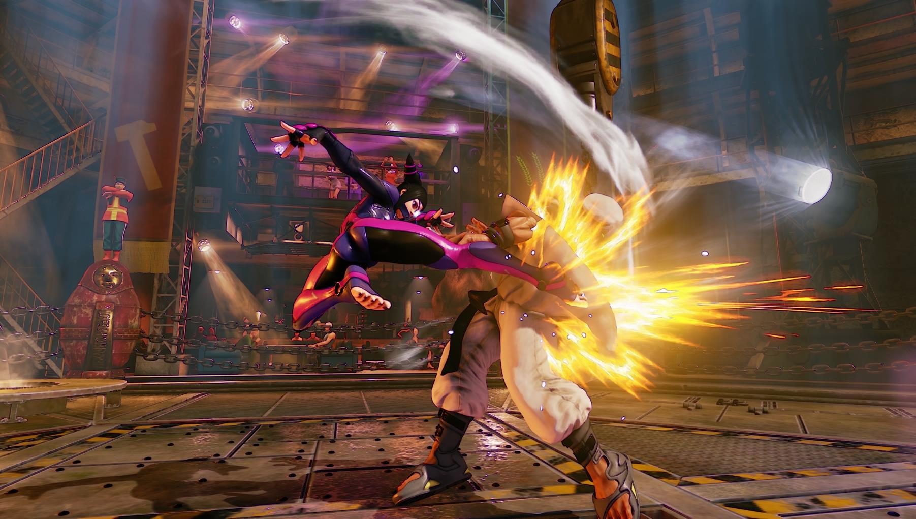 Street Fighter V to add Juri to the Roster on July 26 – Capsule Computers