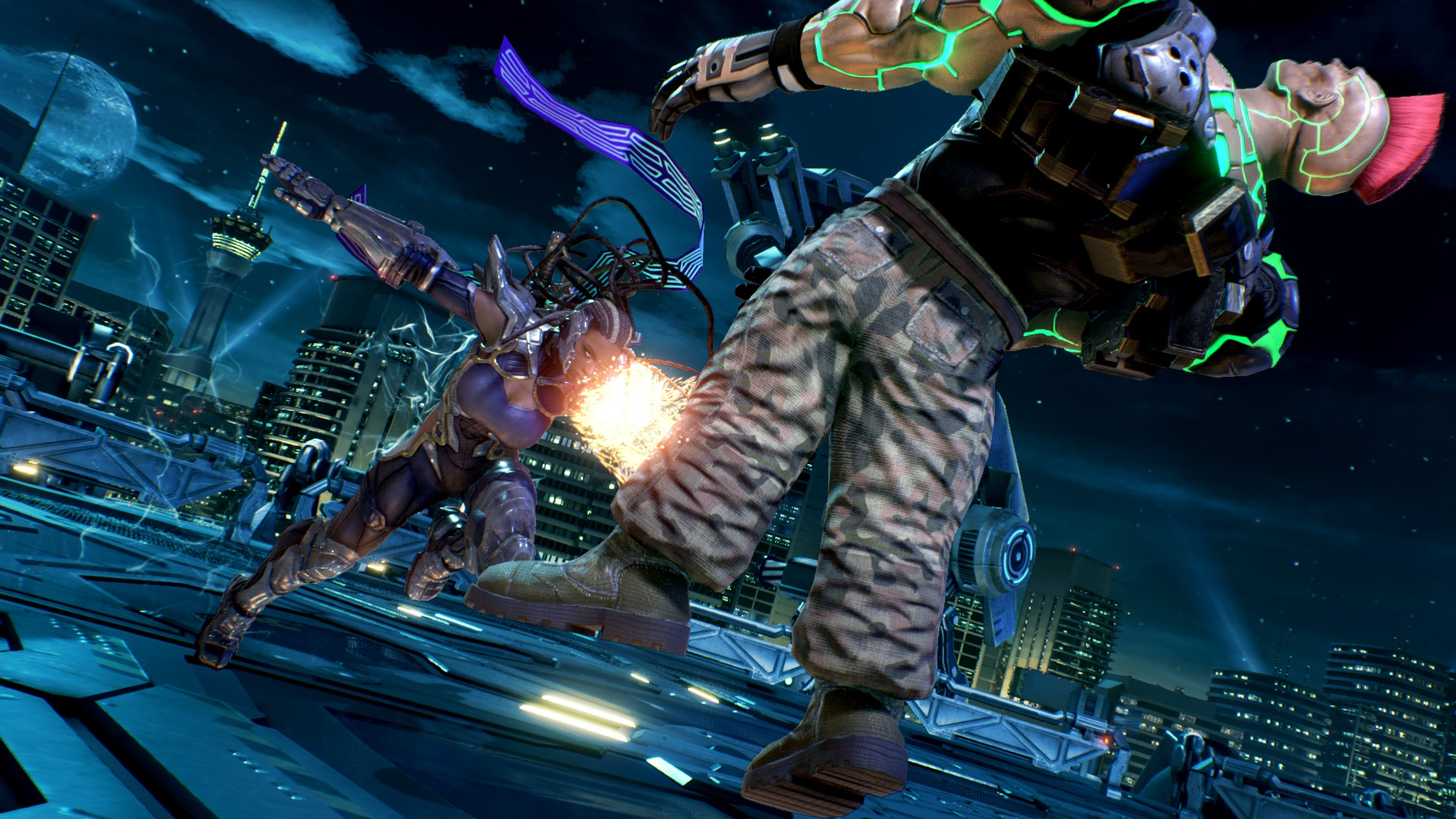 Tekken 7 adds New Character Master Raven and Bob to the Roster  Capsule Computers