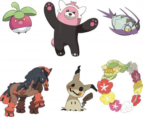 Image result for New Pokemon