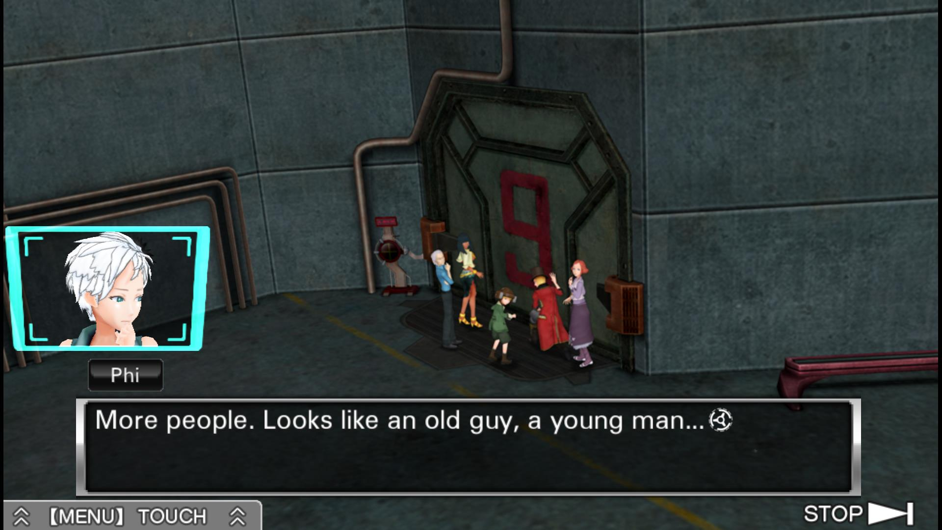Zero Escape The Nonary Games Revealed For PlayStation 4