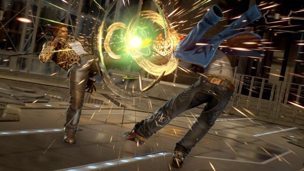 Tekken 7 Jin Kazama Sceenshots Imgurl