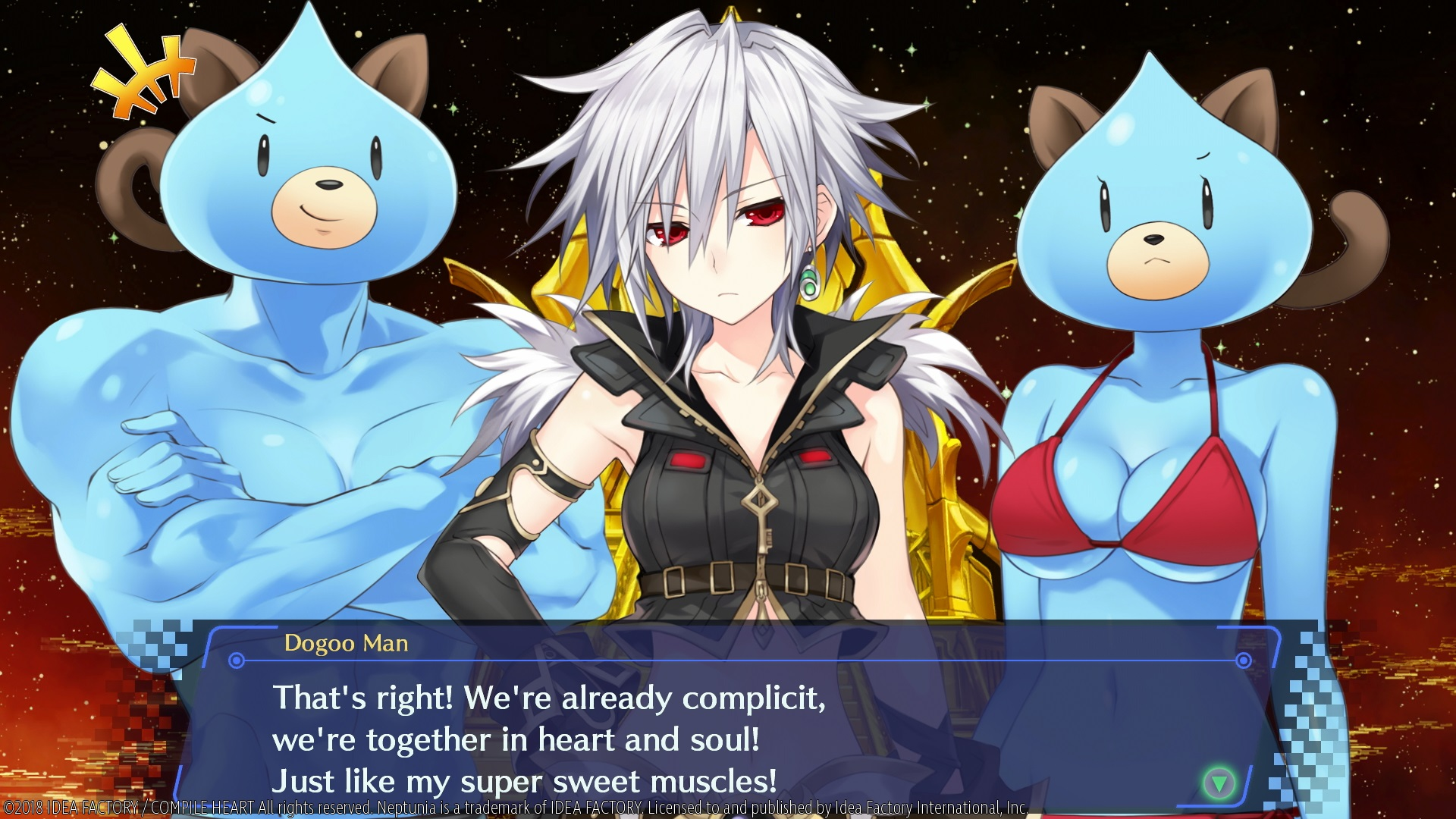 Megadimension Neptunia VIIR Event Scenes Highlighted In Latest Screenshots Capsule Computers