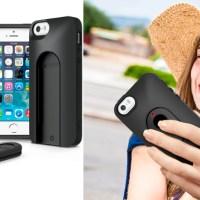 Smartphone-Selfies per Fernbedienung schießen