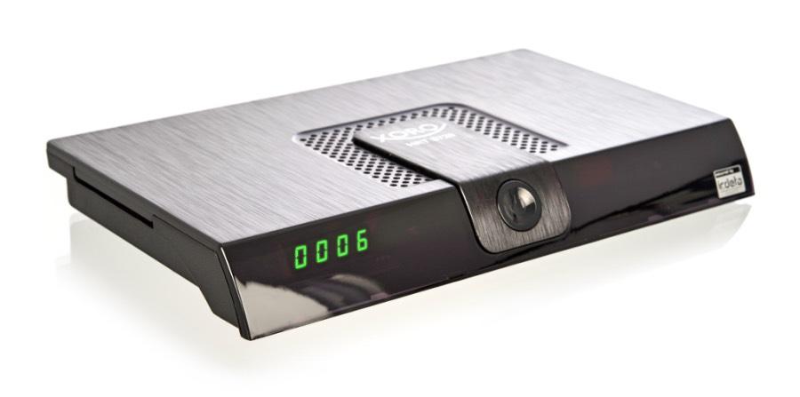 Noch schärfer: DVB T2 HD mit Xoro 8720