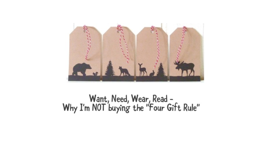 four gift rule graphic