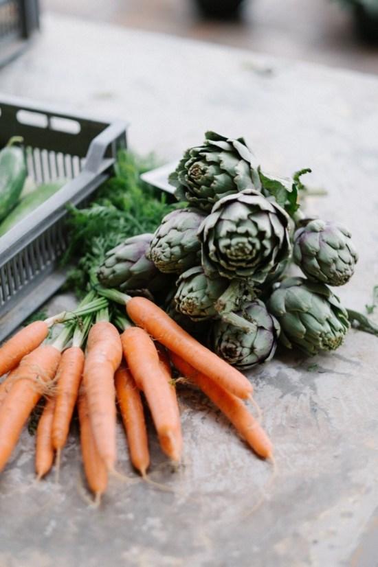 vegetables carrots