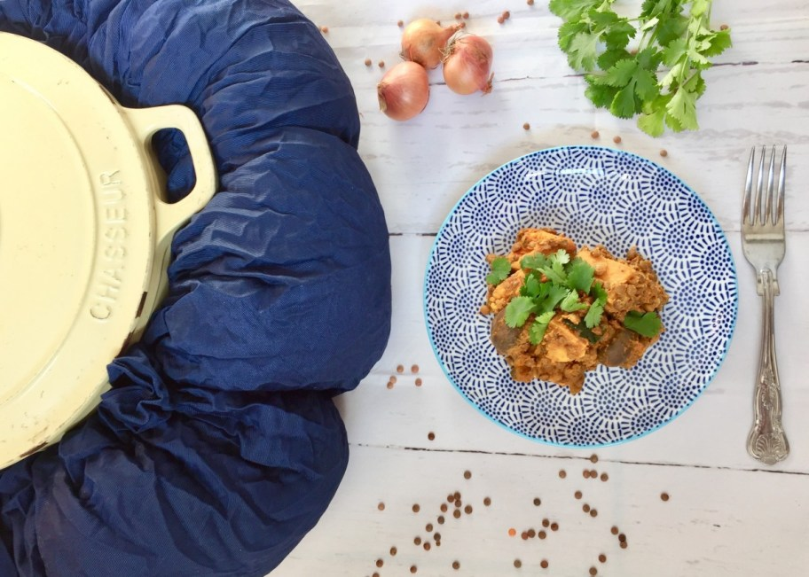 Curry made with Wonderbag