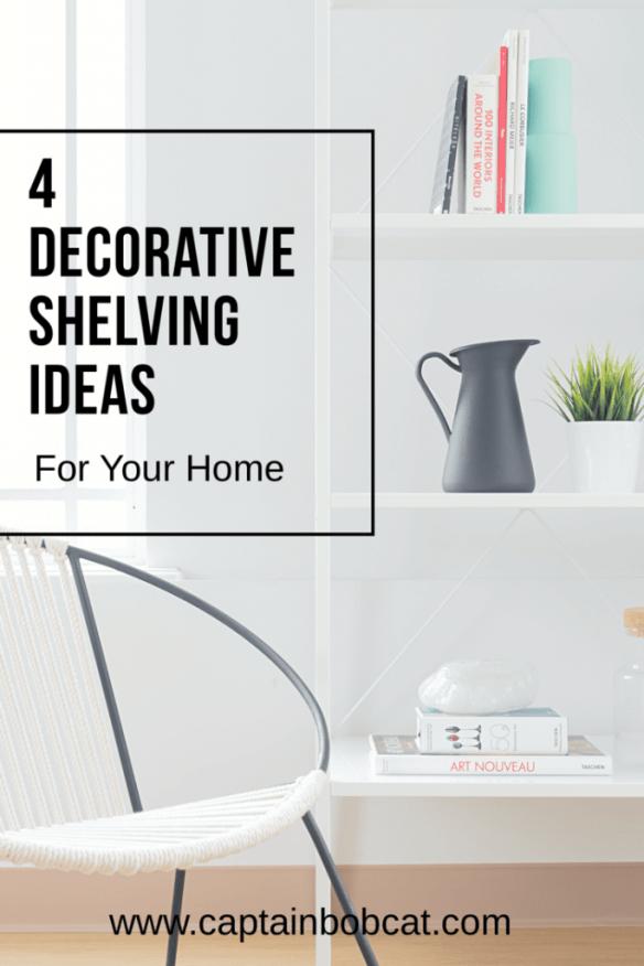 Shelving ideas pin