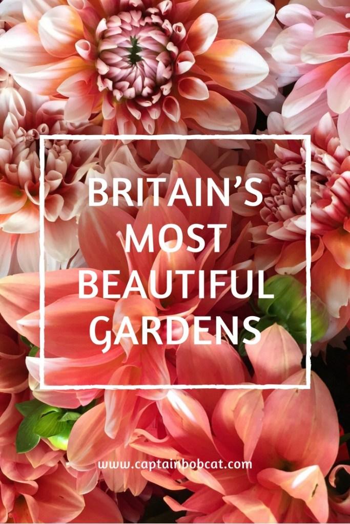 britains gardens