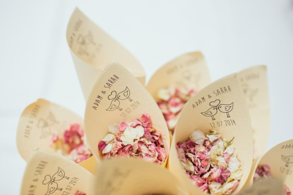 wedding confetti