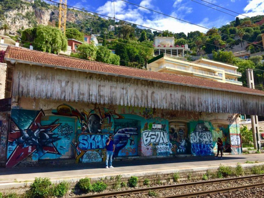 villfranche station