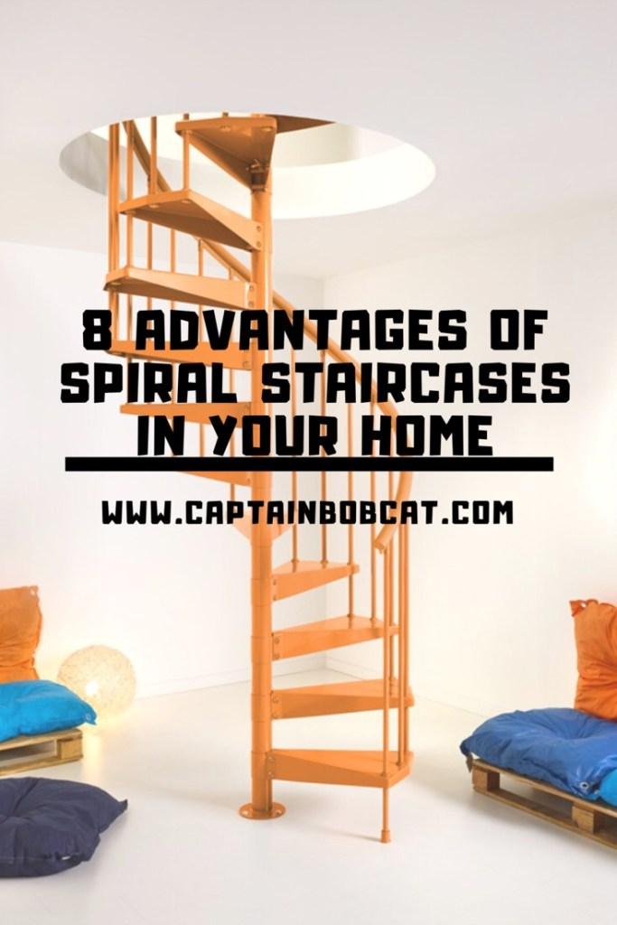 spiral staircase pin