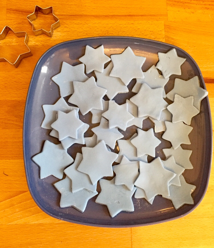 icing stars