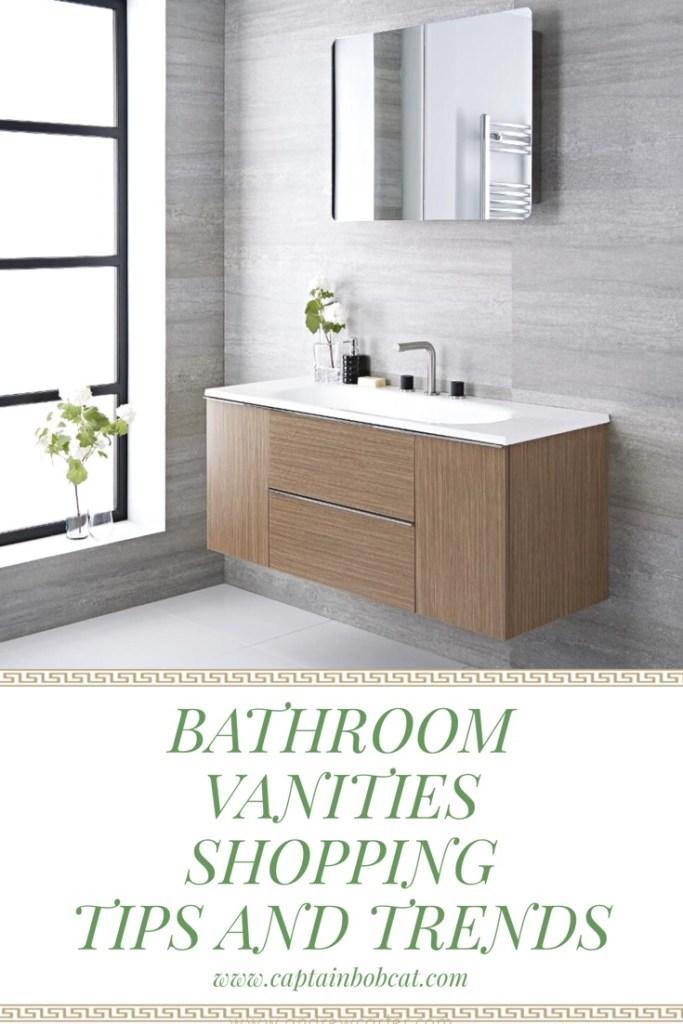 Bathroom Vanities Shopping Tips and Trends