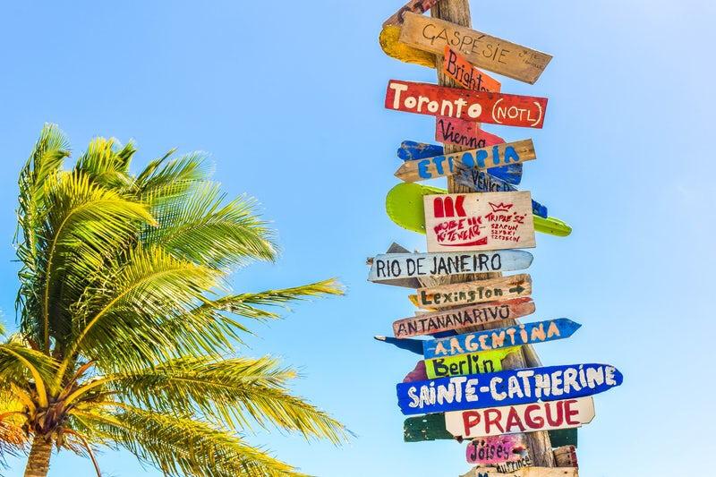 travel holiday