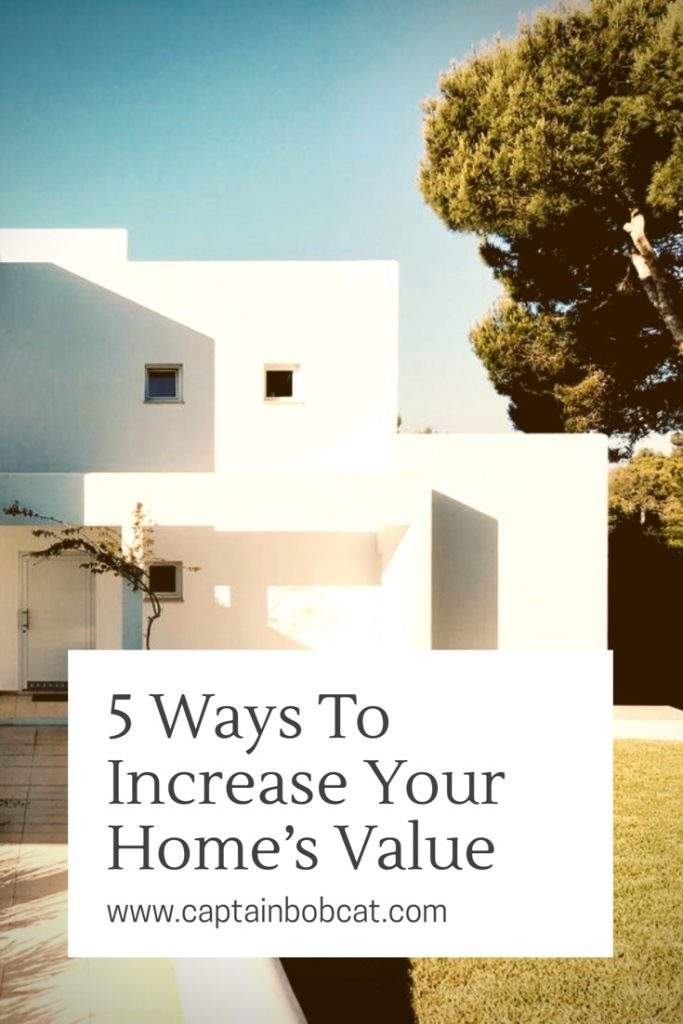 5 ways to increase your home's value
