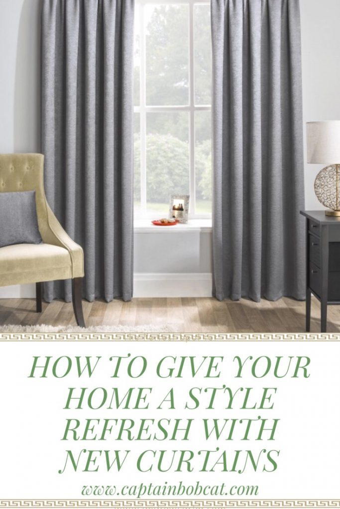 How To Give Your Home A Style Refresh With New Curtains