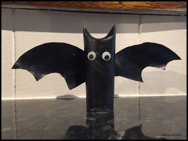 toilet roll bat