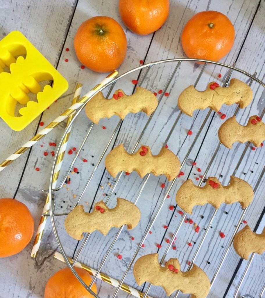 Gingerbread Bats
