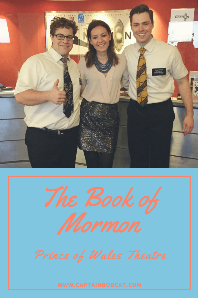 Review: The Book of Mormon, Prince of Wales Theatre