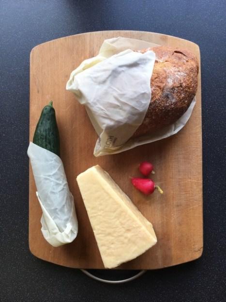 cheese poncho
