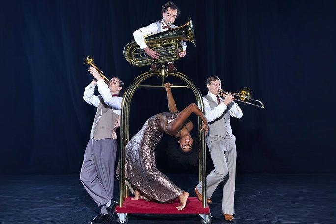 Cirque Eloize - Image Credit: Encore Tickets
