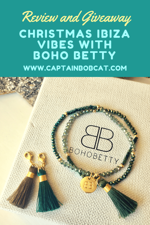 Christmas Ibiza Vibes with Boho Betty (Review + Giveaway)