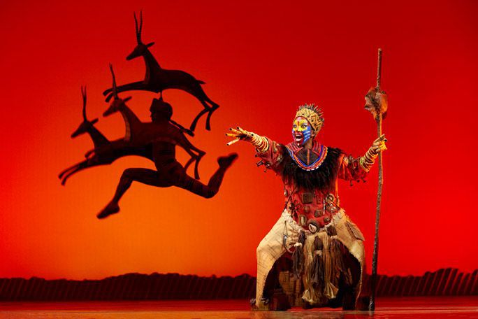 The Lion King - Image Credit: Encore Tickets
