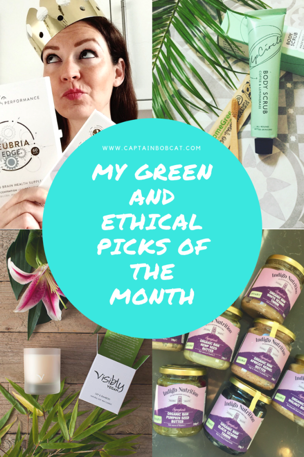 My Ethical And Green Picks Of The Month: Veganuary Edition
