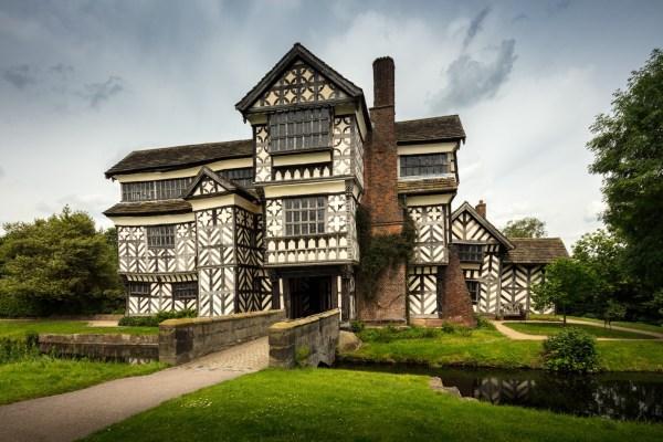 cheshire house