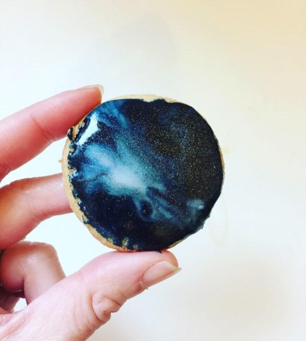 galaxy cookies