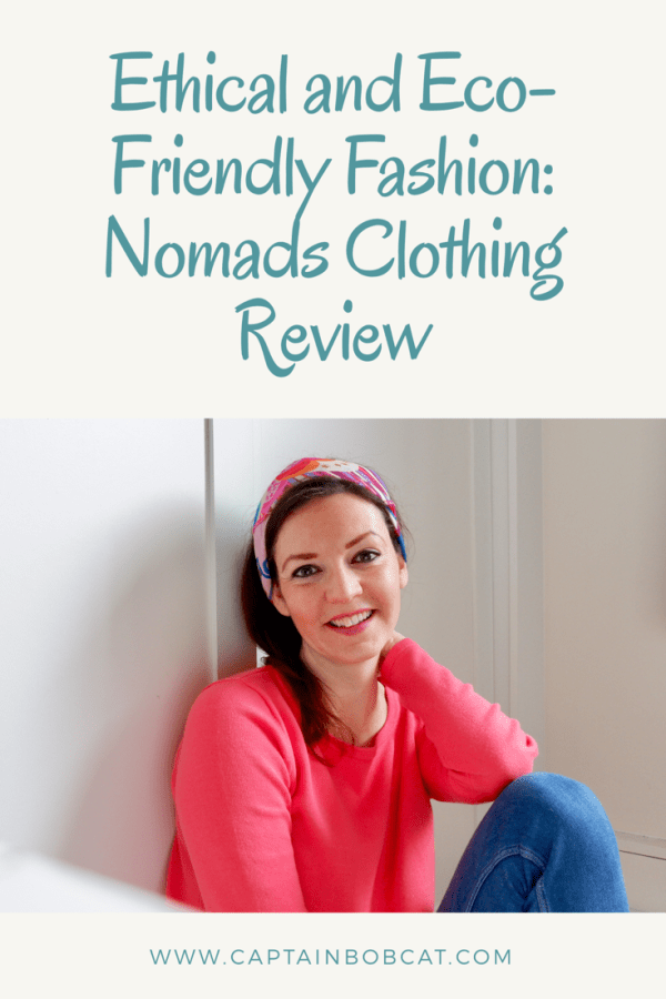 Ethical and Eco-Friendly Fashion: Nomads Clothing Review