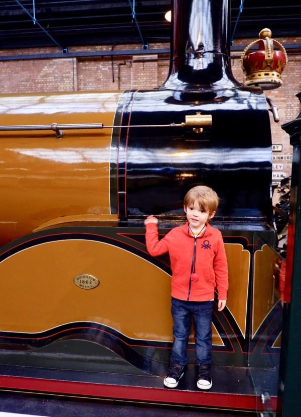national railway museum