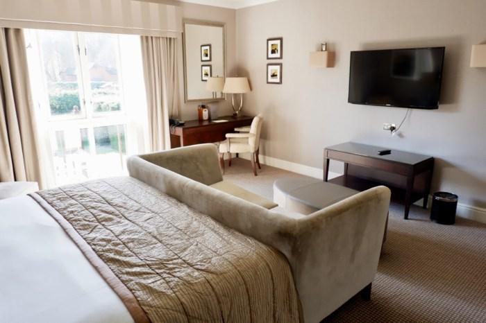 foxhills hotel room
