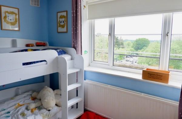 children bedroom roller blind