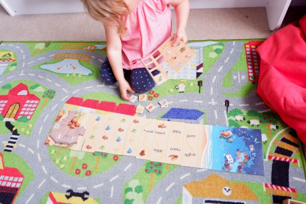 playa playa board game