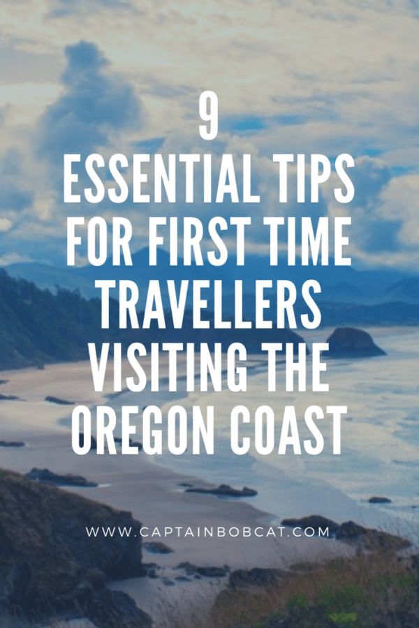 9 Essential Tips for First-Time Travellers Visiting the Oregon Coast