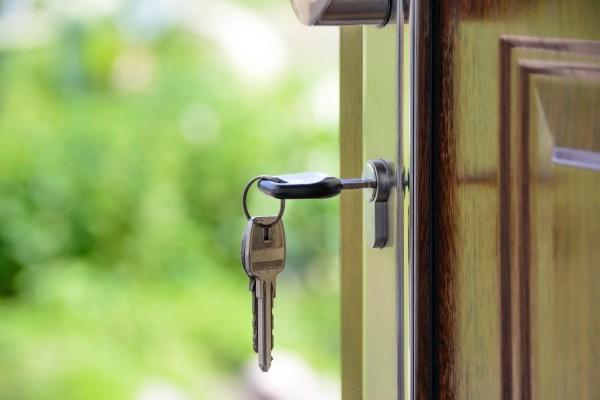 door lock keys