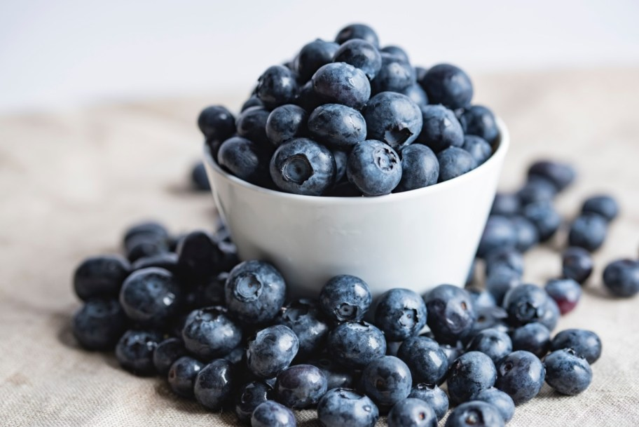 blueberries fruit
