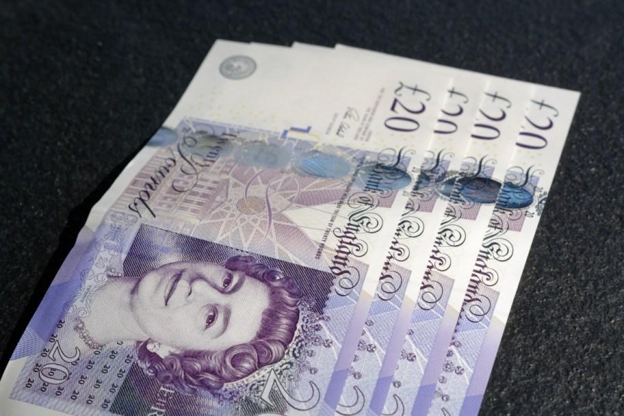 money pound