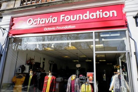 Octavia Foundation Charity Shop