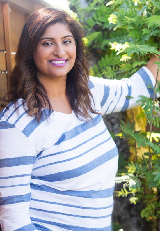 Rosy Atwal, founder of Maple Organics