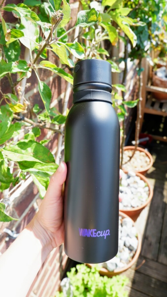 wakecup bottle